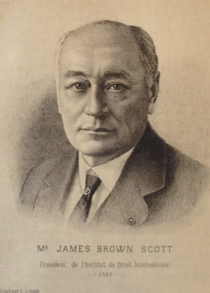 James Brown Scott