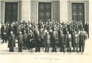 Aix-en-provence 1954
