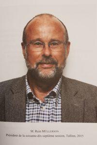 2013-2015 Rein Mullerson