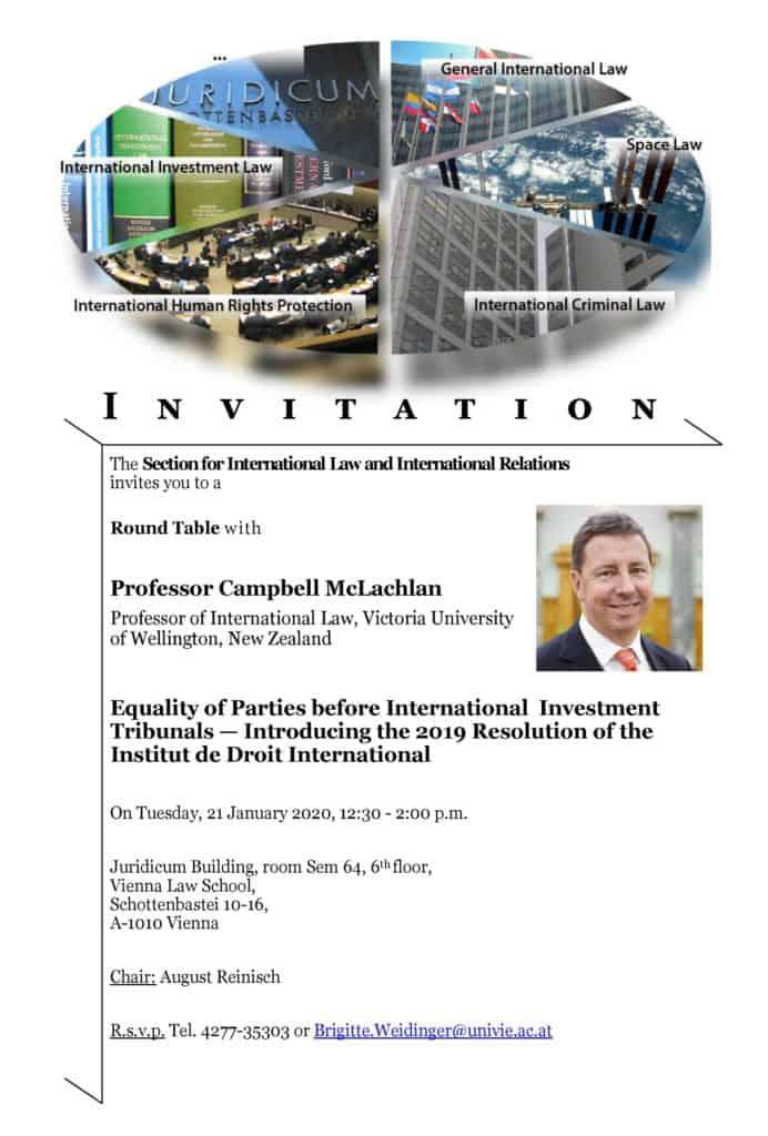 invitation-2019-resolution-idi-equality-of-parties-before-international-investment-tribunals-21-jan-uni-vienna